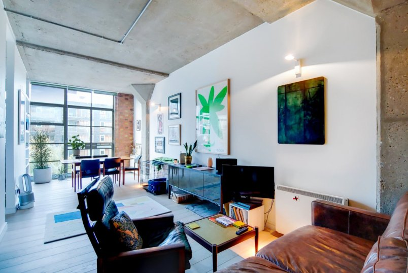 Flat/apartment to rent in Islington - Royle Building, 31 Wenlock Road, London, N1