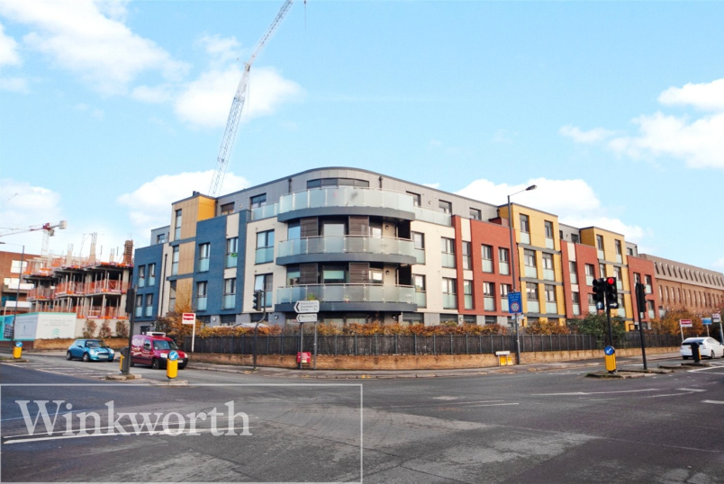 Flat/apartment for sale in Harrow - Goodstone Court, 205 Headstone Drive, Harrow, HA1