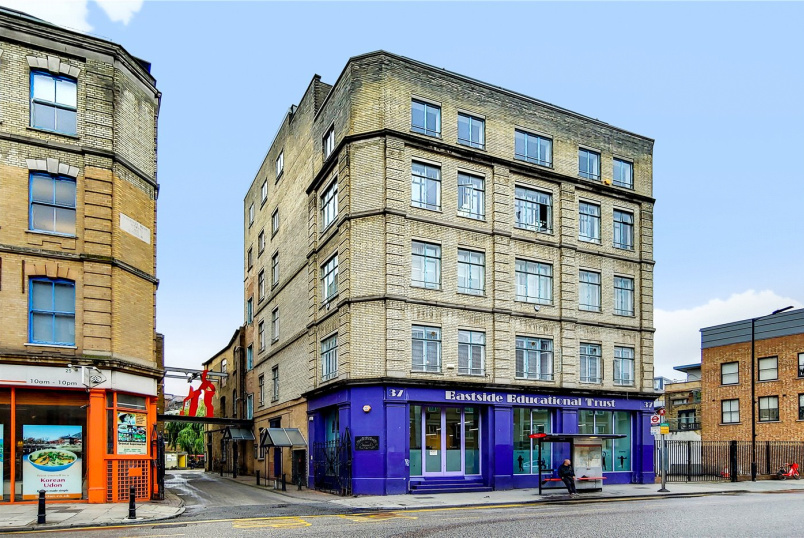 Flat/apartment for sale in Shoreditch - Perseverance Works, 38 Kingsland Road, London, E2