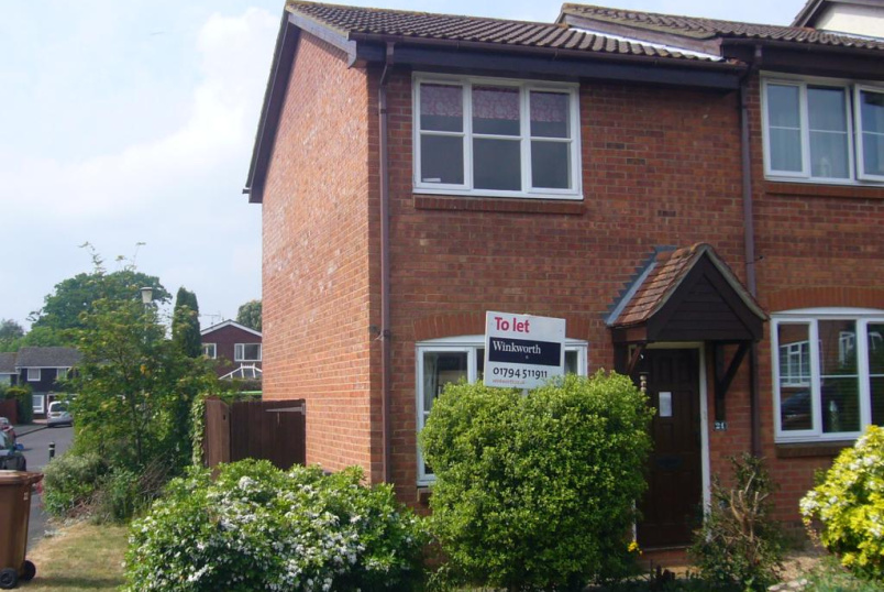 House to rent in Romsey - Clover Way, Romsey, Hampshire, SO51