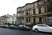 View of Loudon Terrace, Dowanhill, G12