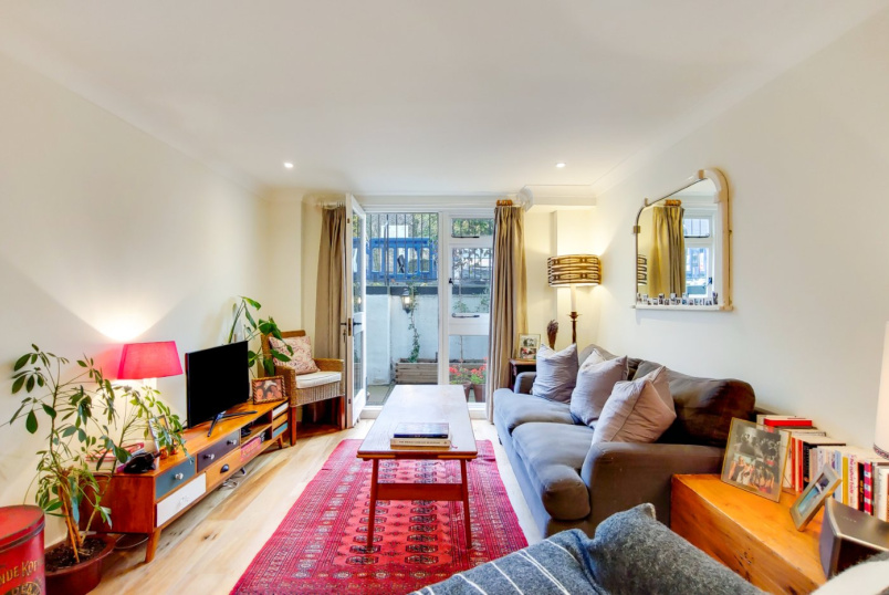 Flat/apartment for sale in Islington - St. Clements Church Hall, Davey Close, London, N7