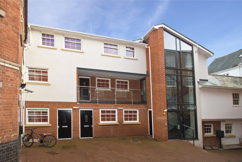 Flat/apartment to rent in Exeter - Lower North Street, Exeter, Devon, EX4