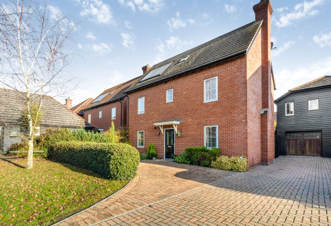 Sampford Road, Thaxted, Dunmow