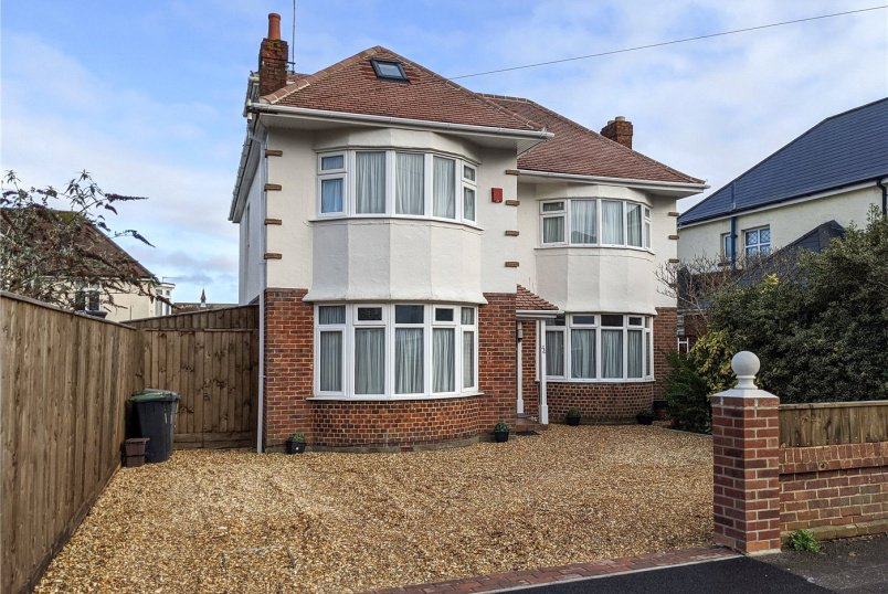 House for sale in Southbourne - Warnford Road, Bournemouth, Dorset, BH7