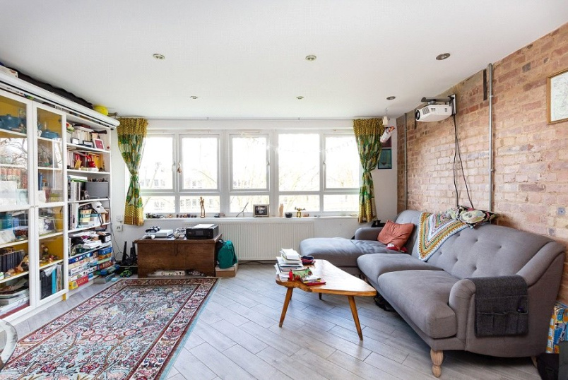 Flat/apartment for sale in Kentish Town - Hilldrop Crescent, London, N7