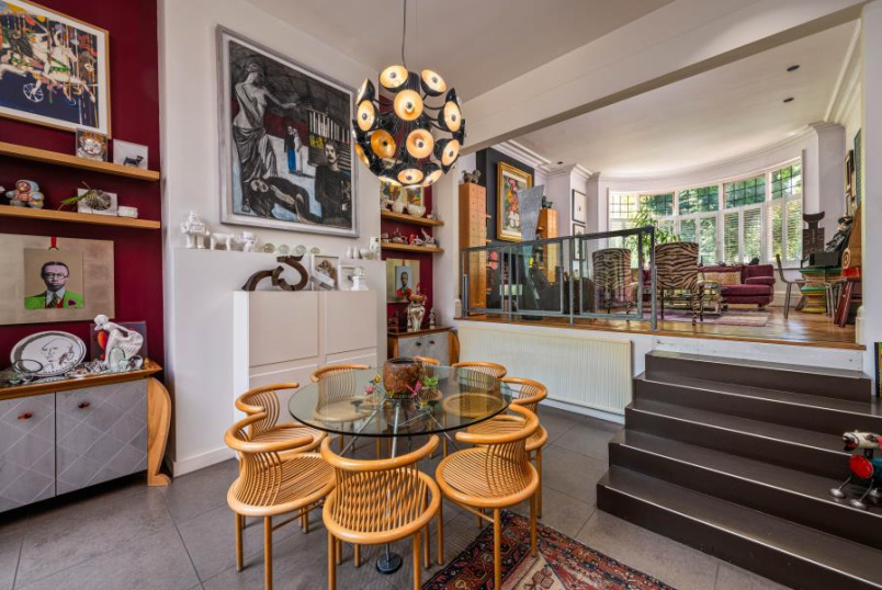 House - terraced for sale in St Johns Wood - ELDON GROVE, LONDON, NW3 5PT