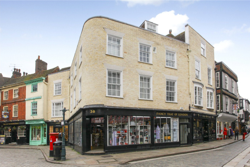 Flat/apartment for sale in Canterbury - Mercery Lane, Canterbury, CT1