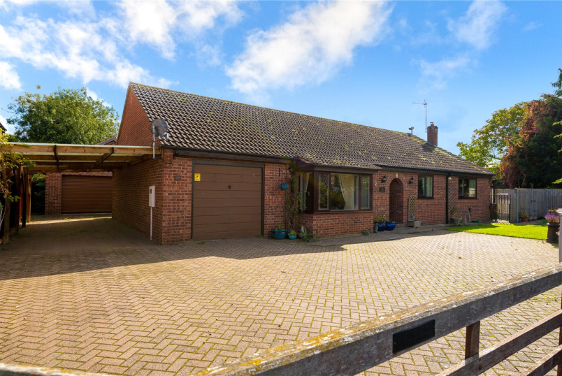 Bungalow for sale in Sleaford - Whiteleather Square, Billingborough, Sleaford, NG34