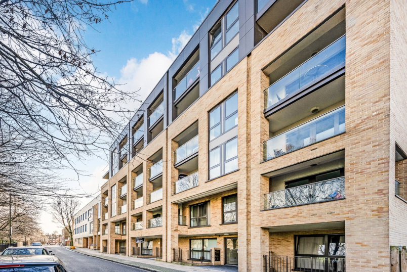for sale in Islington - St. Davids Apartments, 53 Lough Road, London, N7