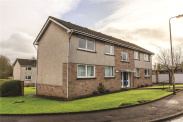 View of Queens Court, Milngavie, Glasgow, G62