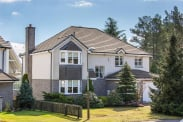 View of Windsor Gardens, Gleneagles Village, Auchterarder, PH3