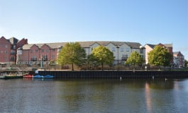 Waterside, Exeter