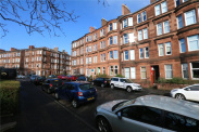 View of Hotspur Street, North Kelvinside, Glasgow, G20