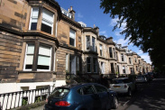 View of Rosslyn Terrace, Dowanhill, G12