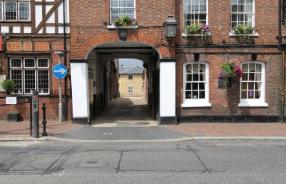 High Street, Godalming, Surrey, GU7