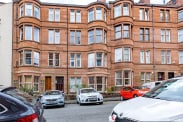 View of Trefoil Avenue, Shawlands, Glasgow, G41