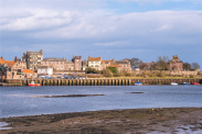 View of Quay Walls, Berwick-upon-Tweed, Northumberland, TD15