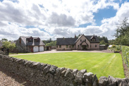 View of Mid Burn Grange, Coldingham, Scottish Borders, TD14