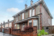 View of Kelvindale Road, Kelvindale, Glasgow, G12