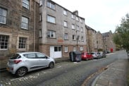 View of Dean Path, Edinburgh, EH4