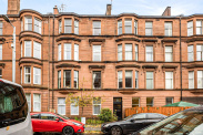 View of Dunearn Street, Woodlands, Glasgow, G4