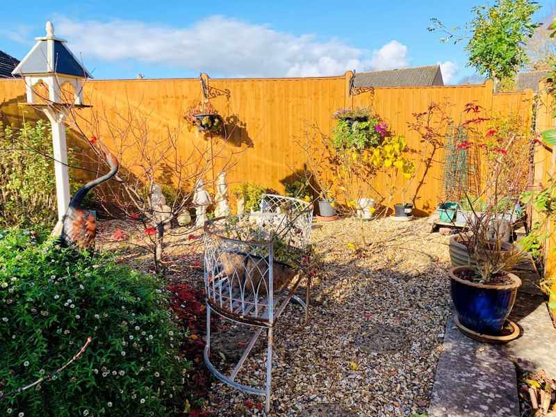 A detached bungalow with a generous private garden in Bishops Hull, Taunton Image 32