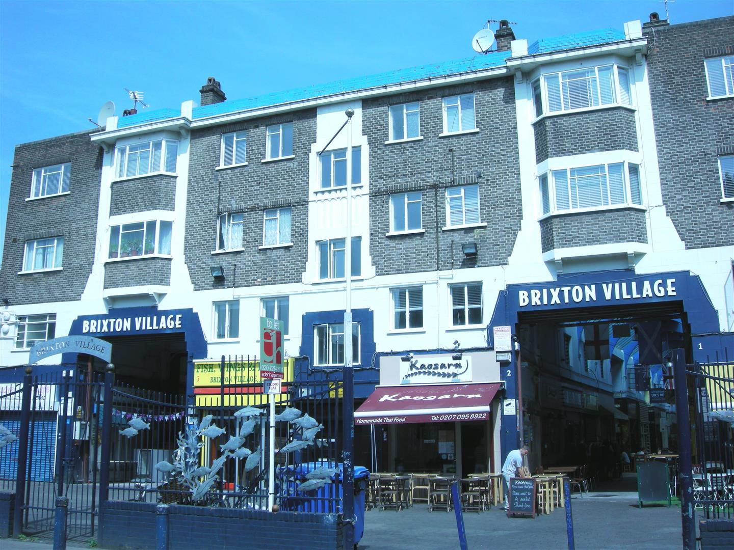 Brixton Village, Coldharbour Lane, Brixton Image 10