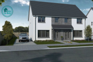 View of Plot 4, The Devon, Glenluie Green, Ardler Road, Meigle, Blairgowrie, PH12