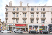View of Byres Road, Dowanhill, Glasgow, G12