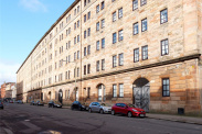 View of Bell Street, Collegelands, Glasgow, G4