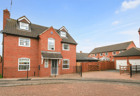 Millers Way, Northampton, NN4