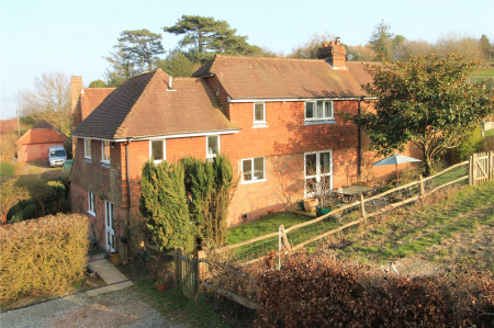 Truggers Lane, Chiddingstone Hoath, TN8