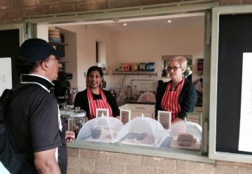 Palmers Greenery - a Community Café for Broomfield Park