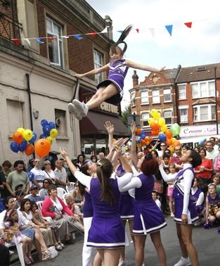 Palmers Green Shopping Carnival – July 5th