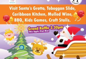 Hazelwood School Christmas Bazaar THIS SUNDAY