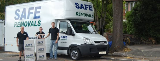Safe Removals – taking the stress out moving house in London