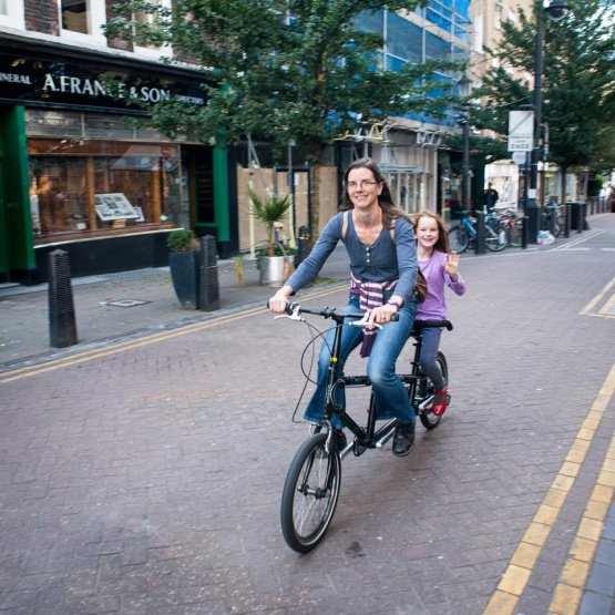 Roll on Mini Holland! By Clare Rogers