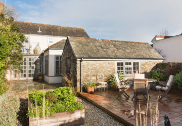 Former school rooms make for a charming cottage