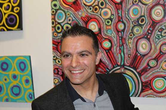 Introducing local artist Christos Chrysanthou