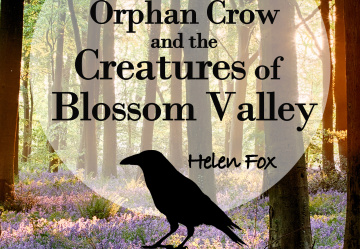 The Broomfield Park crow that inspired me to write a book by Helen Fox