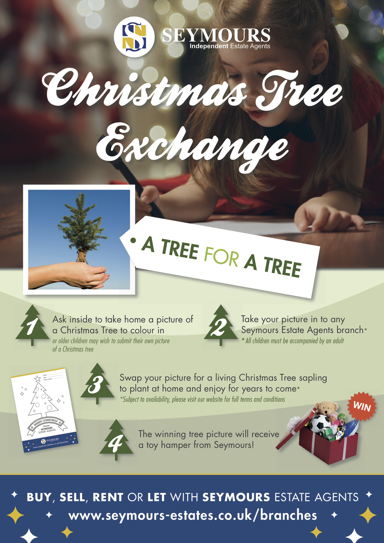 Christmas Tree Exchange