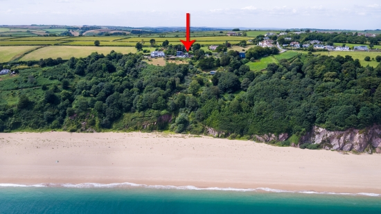 Prime coastal site development opportunity