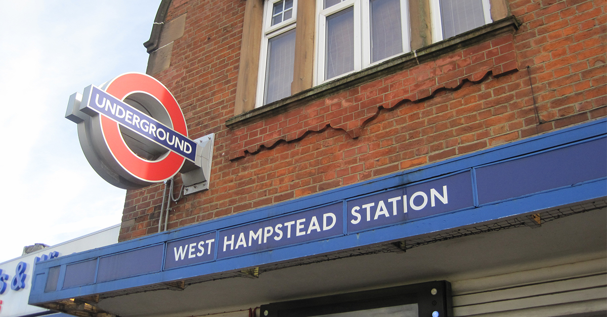 Nearly 20 Years in West Hampstead