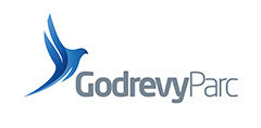 Godrevy Parc New Homes Development logo