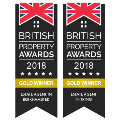 A pair of Golds at the British Property Awards 2018