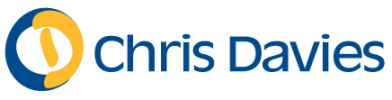 Chris Davies logo