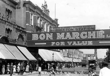 A look at Bon Marche's fascinating history