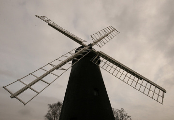 Eden Harper announces support for Brixton Windmill's Flour Power Fund