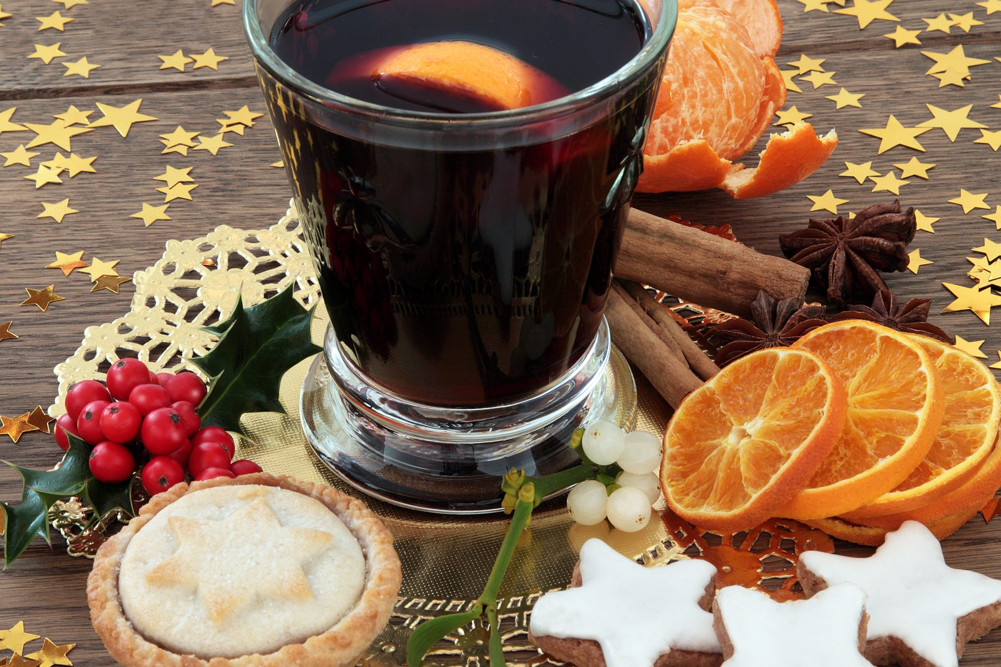 Join us for mulled wine and mince pies at Oaks Meadow - West End